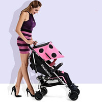 Aluminum alloy baby cart, newest single baby trolley easy to ...