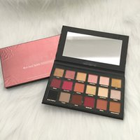 Newest makeup Rose Gold palette Remastered 18 colors eyeshad...