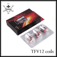 2018 TFV12 Coil Head Replacement V12 T12 X4 Q4 Atomizer Head...