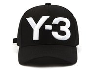 2018 New Hot Brand 3 Colors Y- 3 Dad Hat Big Bold Embroidered...