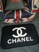 INS floor mats living room bedroom door mats 50 * 80cm kitch...