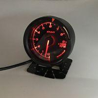 무료 배송 13 백라이트 컬러 1 60mm 레이싱 DEFI BF 링크 자동 측정기 회전 속도계 센서 RPM 게이지