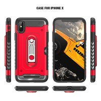 Armor Shockproof Phone Case For iPhone X XS XR MAX 7 8 6 Plu...