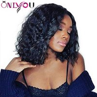 Brazilian Remy Virgin Hair Lace Front Wigs full lace human h...