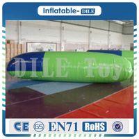 7m * 3m نفخ المياه فقاعة ، حقيبة القفز المياه بلوب ، نفخ القفز الكرة للأطفال مع مضخة واحدة مجانا