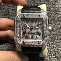 Luxury Watch Diamond Watch High Quality Automatic Movement S...