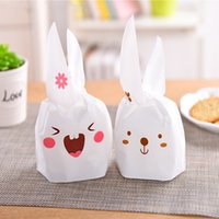 20pcs lot Wedding Candy Gift Bags Party Supplies Rabbit Ear ...