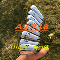 2018 Hot golf irons A2 718 Forged irons set( 3 4 5 6 7 8 9 P...