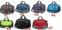 Travel Bag Men& Women Hand Luggage Travel Nylon Duffle Bags ...