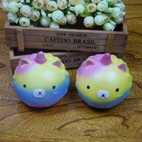Simulation unicorn Squishy Slow rebound Squeeze toys 2018 ne...