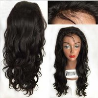 Full Lace Human Hair Wigs for Black Women Brazilian Loose Wa...