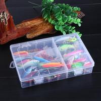 43шт смешанные рыболовные приманки набор искусственных приманок рыболовный набор воблеры 43 цвета Crankbait жесткий рыболовные снасти Pesca