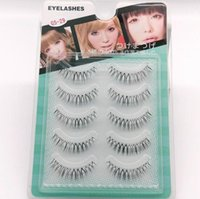 Sexy 3D Mink Hair False Eyelashes Natural Handmade Beauty Th...