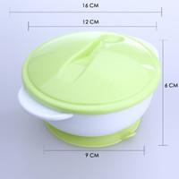 Alimentation pour bébé avec ventouse et cuillère détection de la température ventouse Vaisselle pour bébé bol vaisselle vaisselle pour enfants enfants