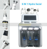 Hydra Dermabrasion Machine 6 In 1 With Ultrasonic RF BIO Coo...