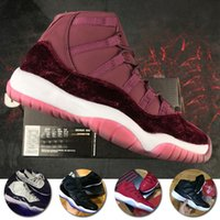 2018 11 11s Basketball Chaussures Prom Night Hommes Gagner Comme 96 blackout concord élevé gamma bleu Sport formateur Sneaker 40-47