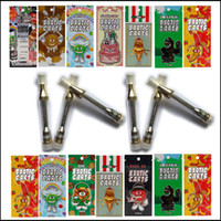New Exotic Carts A1003 Cartridges 1. 0ml Gold Ceramic Coil Py...