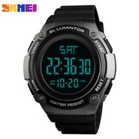 DHL SKMEI Mens Watches Top Brand Luxury Fashion Electronic L...