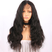Z&F 24Inch Black Front Lace Wig Cheap Loose Curl Curly Hair ...