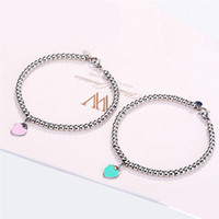 GS Stainless Steel Bangles For Women Ladies 2018 Summer Fashion Woman Bracelet Homme Wedding Engagement Jewelry G5