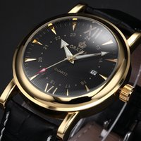 wholesale Mens Watches Top Brand Luxury Gold Tone Case Male ...