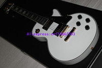 New Arrival White Custom Shop Electric Guitar Mahogany Body ...