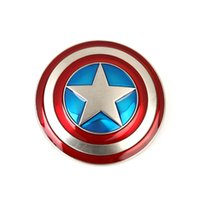 Marvel Comics CAPTAIN AMERICA Shield Belt Buckle