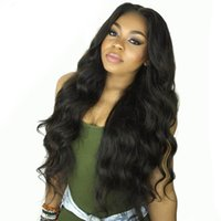 full lace wigs Lace Front wigs body wave texture virgin Hair...
