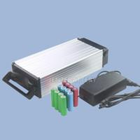 Бесплатная доставка Высокое качество 48 V электрический велосипед задний Rack 48v20Ah аккумуляторная батарея для 750W / 1000W двигателя + 30A BMS + 3A зарядное устройство