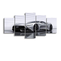 Painting & calligraphy print World famous car canvas poster ...