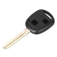 100pcs / Beaucoup de transpondeur Key Key Coque Coque pour Toyota Camry / Reiz / Prado / Yaris / Avensis / Rav4 / Avalon S126