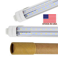 R17D Led Tubes Light 4ft 5ft 6ft 8ft Cooler Door V- Shaped do...