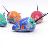 Post 80s nostalgisk klassisk tennlindning mus leksak barn leksak tenn musmus