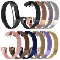 For Fitbit ACE Milanese Magnetic Stainless Steel Wrist Strap...