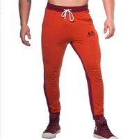2018 New Men Joggers Brand Male Trousers Casual Pants Sweatp...