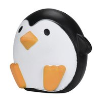 Penguin Squishy Decompression Perfume Toy Simulation Relax P...
