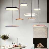 Nordic Led Flying Saucer Pendant Lamp UFO Led Lighting Simpl...
