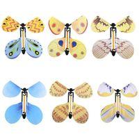 Magic Toys Hand Transformation Fliege Schmetterling Zaubertricks Requisiten Lustige Neuheit Überraschung Streich Witz Mystischer Spaß Klassisches Spielzeug