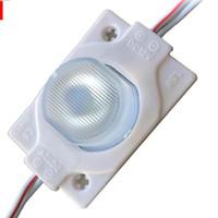 COB LED Module 3030 conduit Publicité Light 1.5W Module publicitaire LED étanche Logo lettre lumière source lightbox