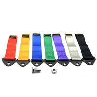 Taśma holownicza OMP Universal wysokiej jakości pasek holowniczy wyścigowy / liny / bary holownicze z logo