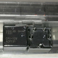 10pcs / lot CP1-12V acp131 التتابع التلقائي المستخدمة ولكن في حالة عمل جيدة