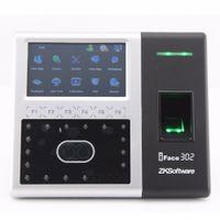 """Zk iface302 Heure d'identification multi-biométrie Terminal de la présence et de contrôle d'accès Terminal de contrôle de l'accès 4.3 """""""