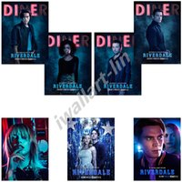 Riverdale Movie Poster Jughead Wall Art Canvas Poster And Pr...