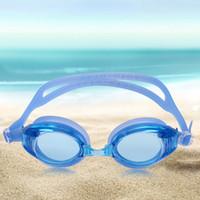 Anti-fog anti-raios ultravioleta Óculos de Natação Homens Mulheres Super Waterproof natação flexível ajustável Óculos Swim Gafas Eyewear