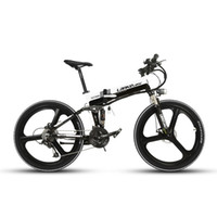 wholesale XT750 Foldable Smart Electric Mountain Bike Full S...