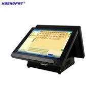 HS-620SPC 판매 시점 15 듀얼 스크린 핫 판매 모든 POS 시스템 제조업체 Windows / Linux for restaurant