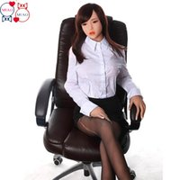 158cm Top quality japanese silicone sex dolls, full size lov...