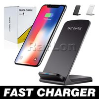 2 Coils Bracket Wireless Charger Fast Wireless Charging Stan...