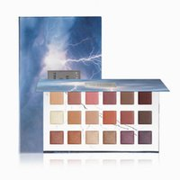 FlashMoment Brand 18 colors Eye Shadow Palette Natural Matte...
