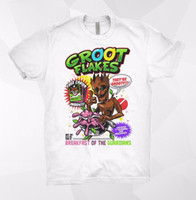 Groot Flakes T Shirt Top They' re Grooty Breakfast Of Th...